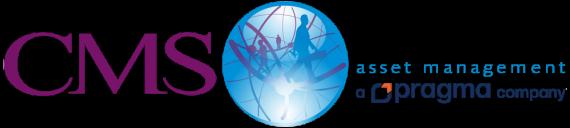 Logo van CMS Asset Management, a Pragma company